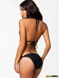 Glamorous Sexy Johanna Lundback In Lingerie 00