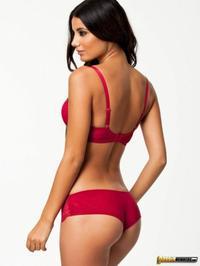 Glamorous Sexy Johanna Lundback In Lingerie 02