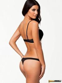Glamorous Sexy Johanna Lundback In Lingerie 11