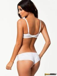 Glamorous Sexy Johanna Lundback In Lingerie 13