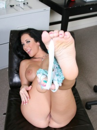 Jayden Jaymes foot hornicitis 08